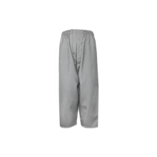 Islamic Sunnah pants in heather gray: