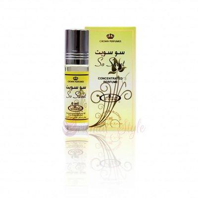 Al-Rehab Konzentriertes Parfümöl So Sweet Al Rehab - Parfüm ohne Alkohol
