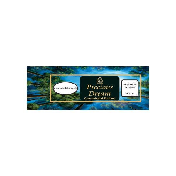 Al Haramain Perfume oil Precious Dream - Perfume free from alcohol