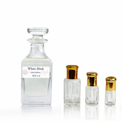 Swiss Arabian Concentrated Perfume Oil White Musk by Swiss Arabian