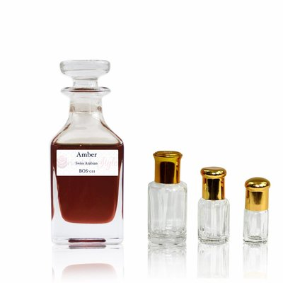Swiss Arabian Concentrated Perfume Oil Amber by Swiss Arabian
