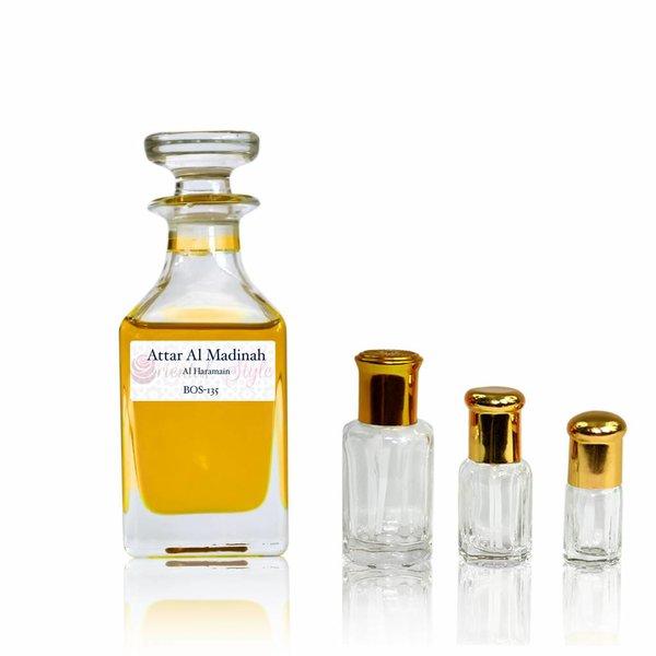 Al Haramain Perfume Oil Attar al Madinah by Al Haramain - Perfume free from alcohol
