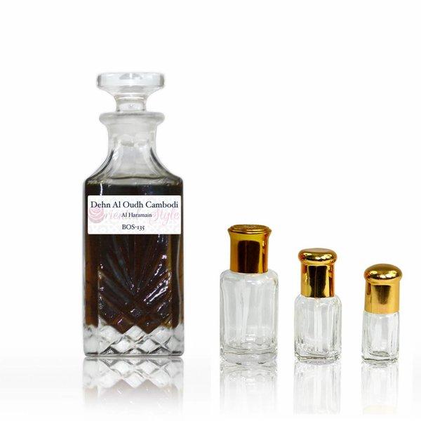 Al Haramain Perfume oil Dehn Al Oudh Cambodi by Al Haramain - Perfume free from alcohol
