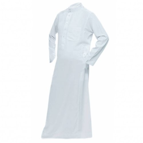 Al Haramain Arabic Galabiya - White