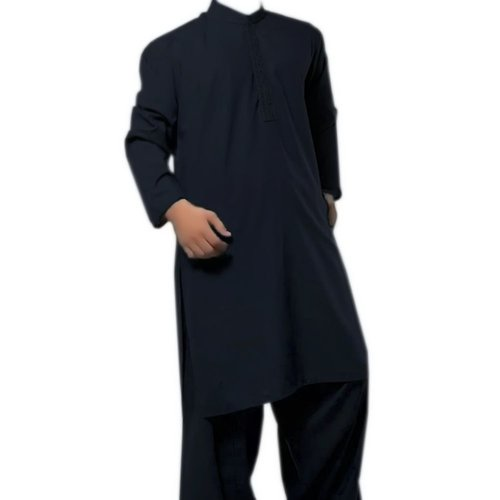 Salwar Kameez Men - Dark Blue