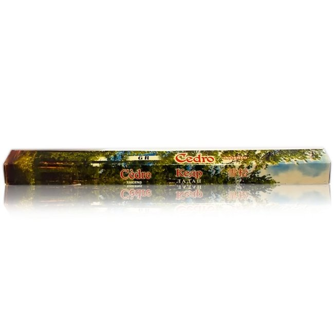 GR Incense Incense sticks Cedar (20g)