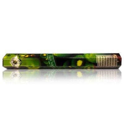 Dhawal Incense Räucherstäbchen Grüner Apfel mit frischem Duft (20g)