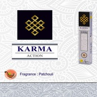 Sree Vani Incense sticks Elite Karma With Patchouli (15g)