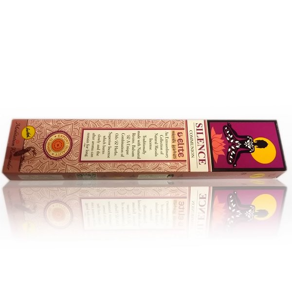 Sree Vani Incense sticks Elite Silence With Flowers (15g)