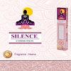 Sree Vani Incense sticks Elite Silence With Flowers (15g)