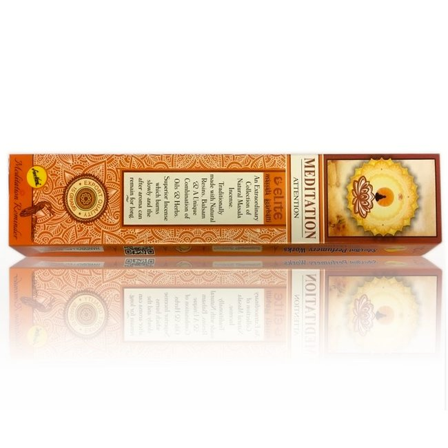Sree Vani Incense sticks Meditation Floral Bouquet (15g)