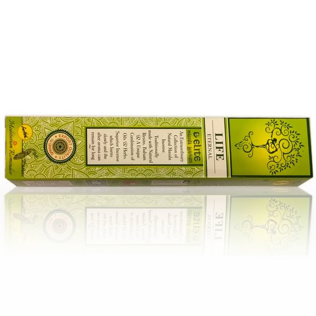 Sree Vani Incense sticks Life Vanilla Scent (15g)