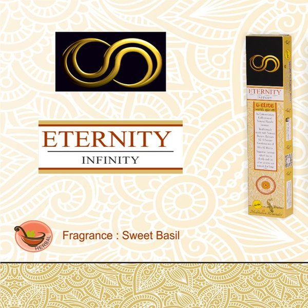 Sree Vani Incense sticks Eternity With Sweet Basil Scent (15g)