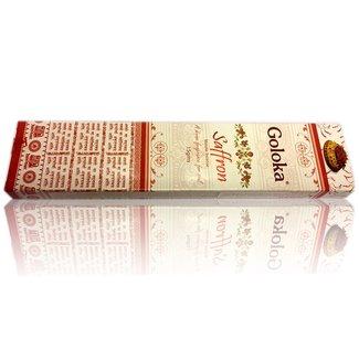Goloka Incense sticks Goloka Saffron (15g)