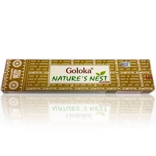 Goloka Incense sticks Goloka Masala Nature's Nest (15g)