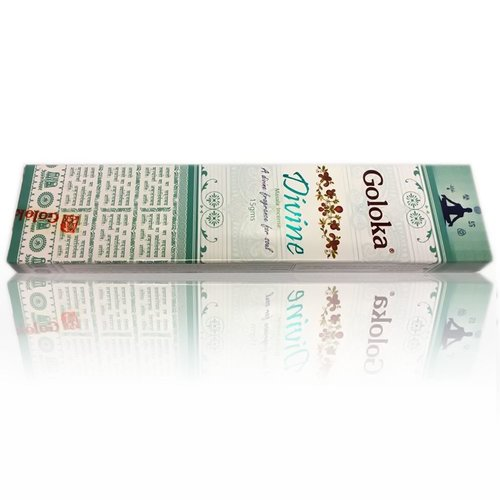 Goloka Incense sticks Goloka Masala Divine (15g)