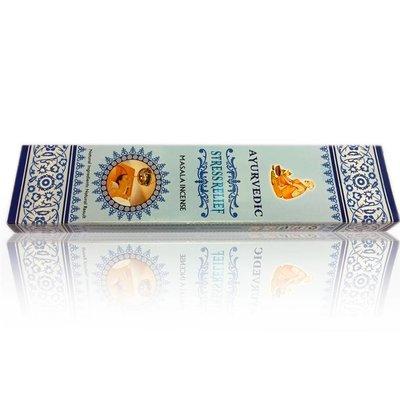 Incense sticks Ayurvedic Stress Relief (15g)