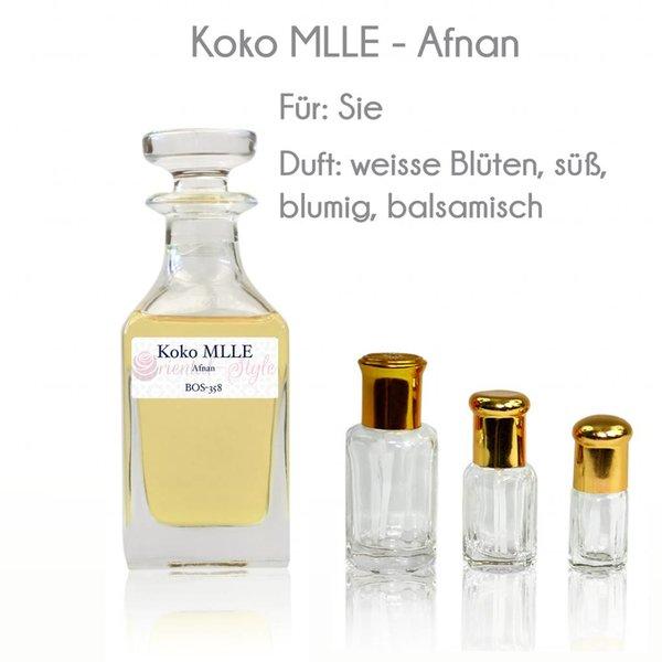 Afnan Parfümöl Koko MLLE von Afnan - Parfüm ohne Alkohol