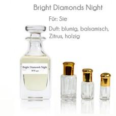 Oriental-Style Parfümöl Bright Diamonds Night