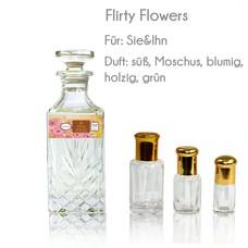 Oriental-Style Perfume oil Flirty Flowers