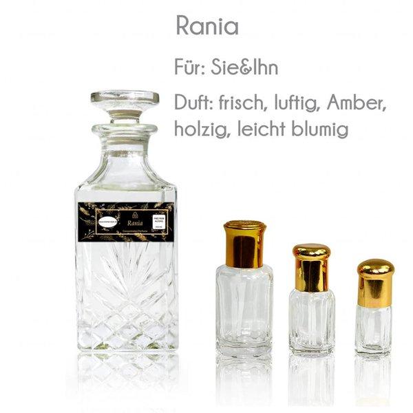 Oriental-Style Parfümöl Rania - Parfüm ohne Alkohol