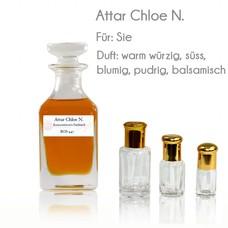 Oriental-Style Parfümöl Attar Chloe N.