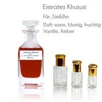 Anfar Parfümöl Emirates Khususi - Parfüm ohne Alkohol