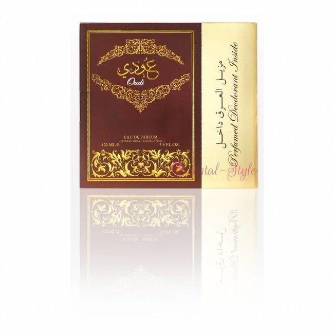 Ard Al Zaafaran Perfumes  Oudi Eau de Parfum 100ml Ard Al Zaafaran Vaporisateur/Spray Set