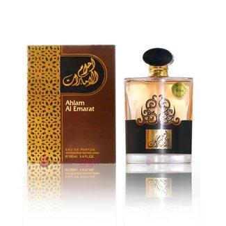 Ard Al Zaafaran Perfumes  Ahlam Al Emarat Eau de Parfum 100ml Ard Al Zaafaran