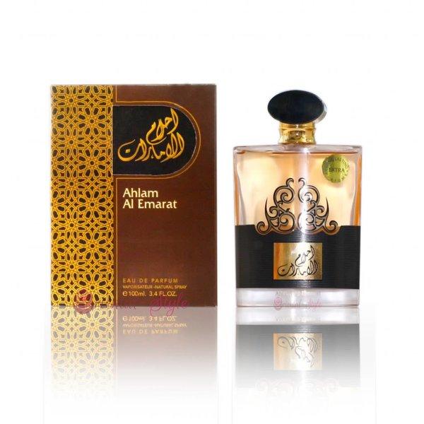 Ard Al Zaafaran Ahlam Al Emarat Eau de Parfum 100ml by Ard Al Zaafaran Perfume Spray