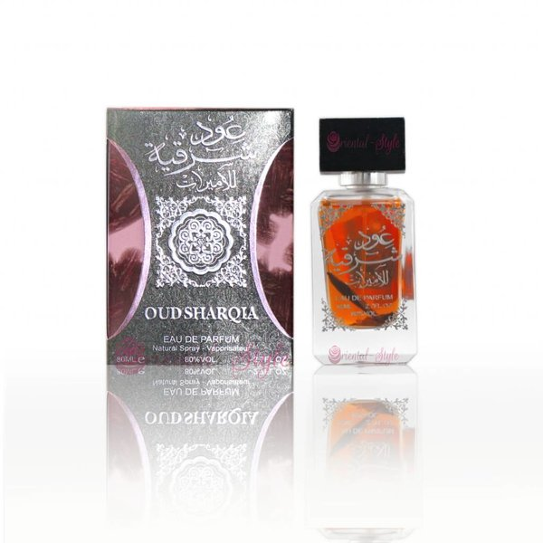 Ard Al Zaafaran Oud Sharqia Eau de Parfum 80ml by Ard Al Zaafaran Perfume Spray
