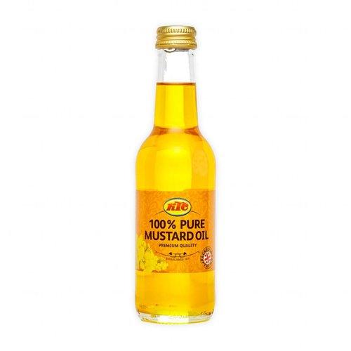 KTC Reines Senföl KTC - Mustard Oil (250ml)
