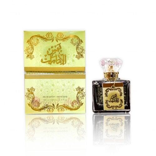 Ard Al Zaafaran Perfumes  Shams Al Emarat Eau de Parfum 100ml Ard Al Zaafaran Perfume Spray