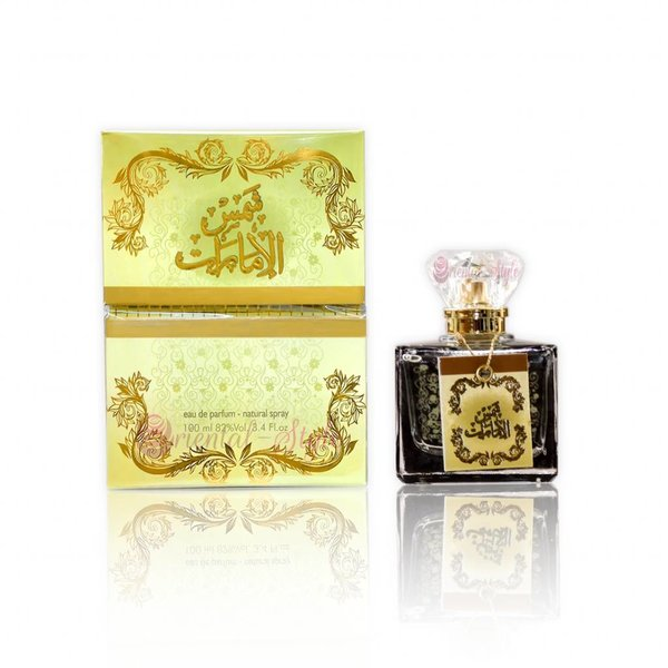 Ard Al Zaafaran Perfumes  Shams Al Emarat Eau de Parfum 100ml by Ard Al Zaafaran Perfume Spray