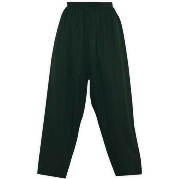 Arabische Männerhose Hose in Dunkelgrün