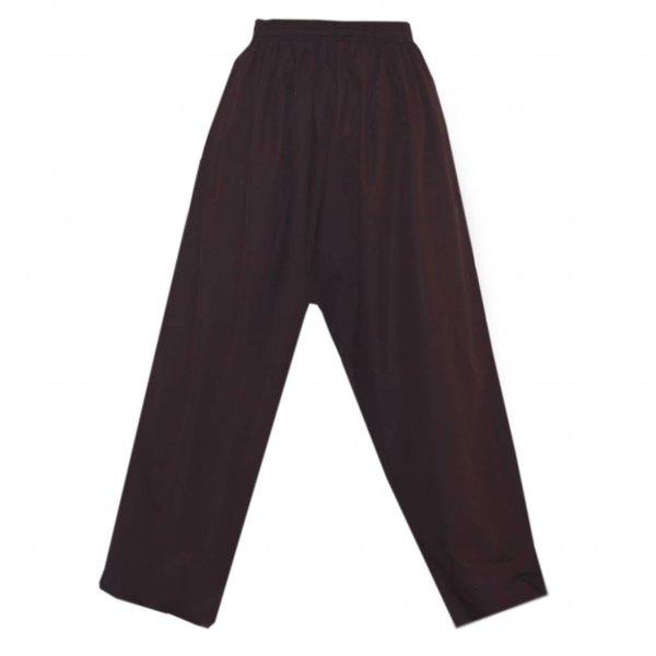 Arabic men pant trouser in Dark Brown