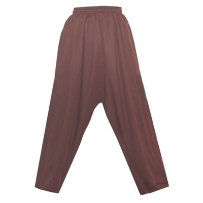 Arabic men pant trouser in brown