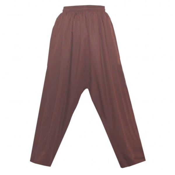 Arabische Männerhose Hose in Braun
