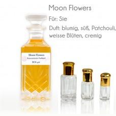 Oriental-Style Perfume oil Moon Flowers