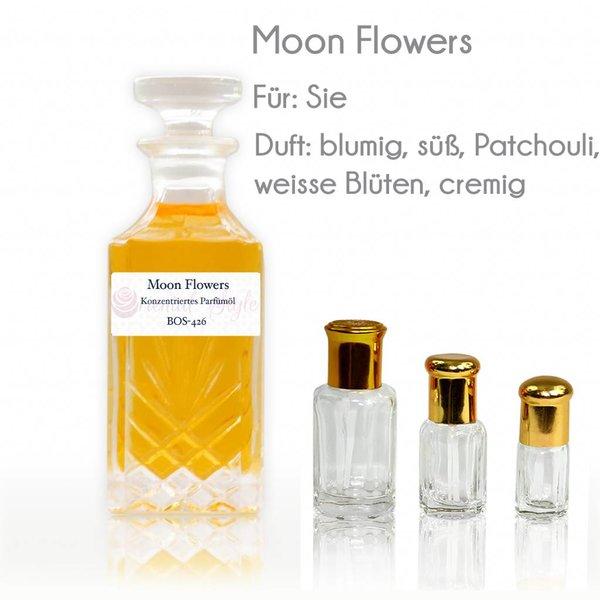 Oriental-Style Parfümöl Moon Flowers - Parfüm ohne Alkohol