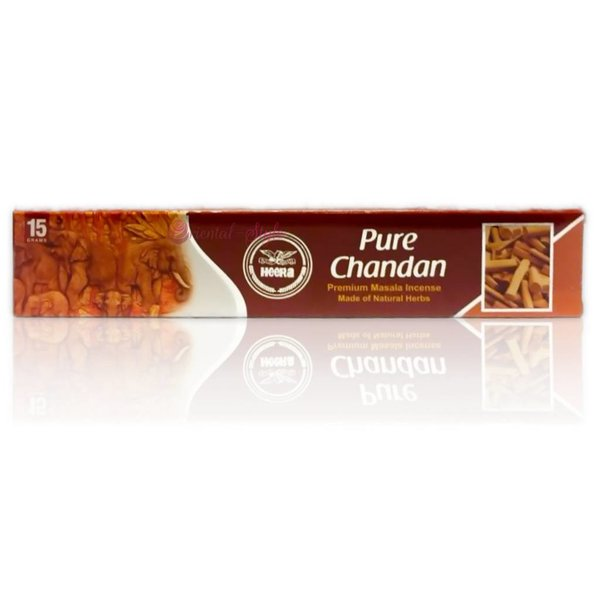 Incense sticks Pure Chandan With Sandalwood (15g)