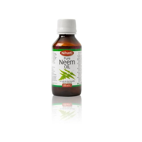 Neem Oil By Niharti 100ml