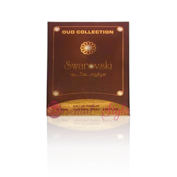 Ard Al Zaafaran Perfumes  Swarovski Pocket Spray Parfüm 20ml