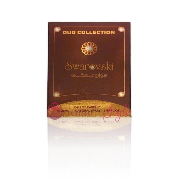 Ard Al Zaafaran Perfumes  Swarovski Pocket Spray Perfume 20ml