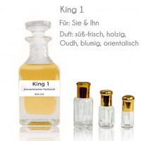 Oriental-Style Parfümöl King 1 - Parfüm ohne Alkohol