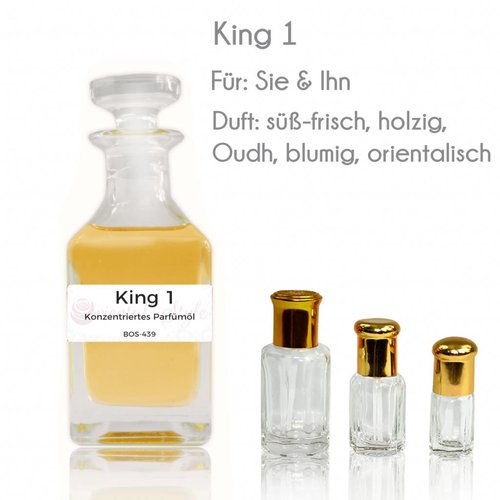 Oriental-Style Parfümöl King 1