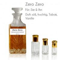 Oriental-Style Parfümöl Zero Zero- Parfüm ohne Alkohol
