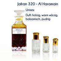Al Haramain Perfume oil Jafran 320 - Perfume free from alcohol