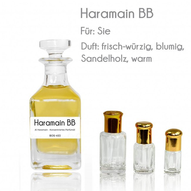 Al Haramain Parfümöl Haramain BB