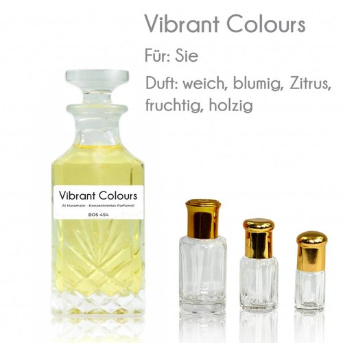 Al Haramain Perfume oil Vibrant Colours